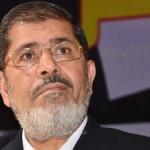 مرسي امام القضاء المصري