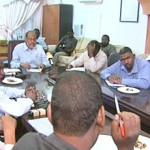 صالح يفتتح مشروعات خدمية بالجزيرة الثلاثاء