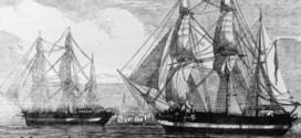 العثور على سفينة مختفية منذ القرن 19