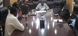 المعتمد يقف علي ترتيبات انعقاد مؤتمر الاتحاد الوطني للشباب السوداني بالمحلية