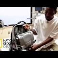 بالفيديو: أول مريض يمارس حياته الطبيعية من دون قلب!