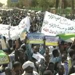 المسيرات الطلابية جابت شوارع المدن السودانية