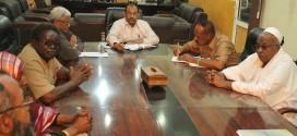اجتماع لجنة تطوير مدينة الحصاحيصا