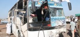 حادث حركة اليم بالحصاحيصا قرب قرية النديانة الجديدة