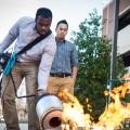 ابتكار جهاز لإطفاء الحريق بواسطة الصوت (فيديو)