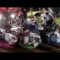 (فيديو)أكثر من 500 شخص أصيبوا بجروح في حريق داخل حديقة تسلية في تايوان