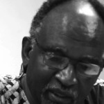 الكاتب السودانى الاسترالى عفيف اسماعيل فى اريزونا