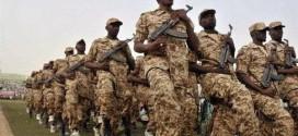 القوات السودانية تشتبك مع مجموعة مسلحة في عدن وتصادر أسلحة