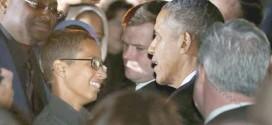 أوباما يستضيف صبي سوداني لابتكاره ساعة