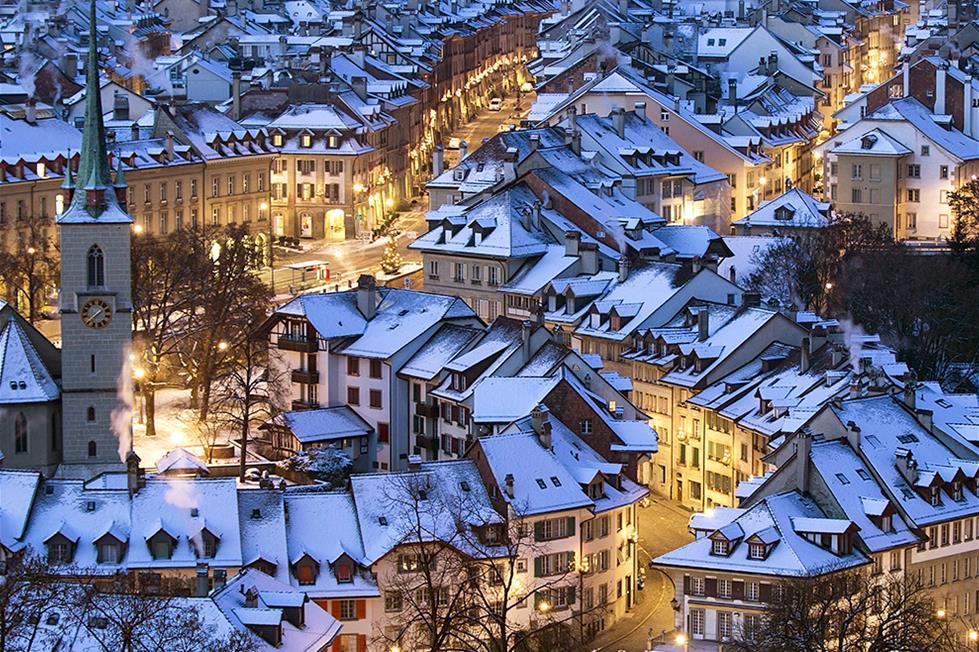 برن، سويسرا - تصوير: بيتر كلاونزر