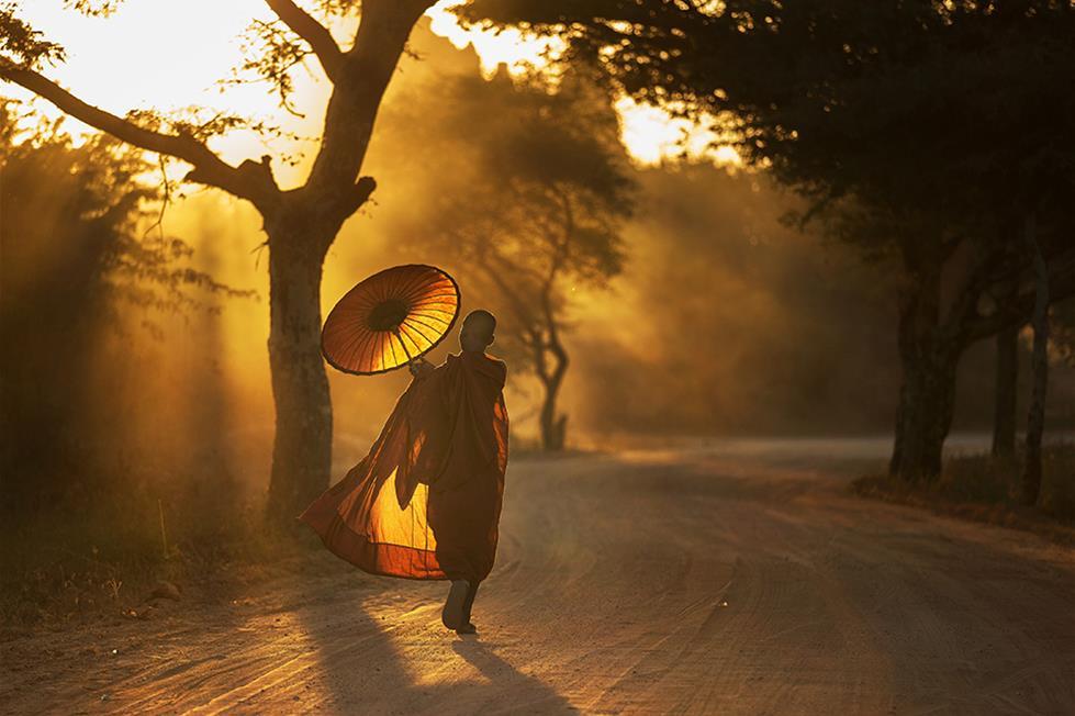يوم مشمس فى ميانمار ـتصوير شى كيونغ ليم