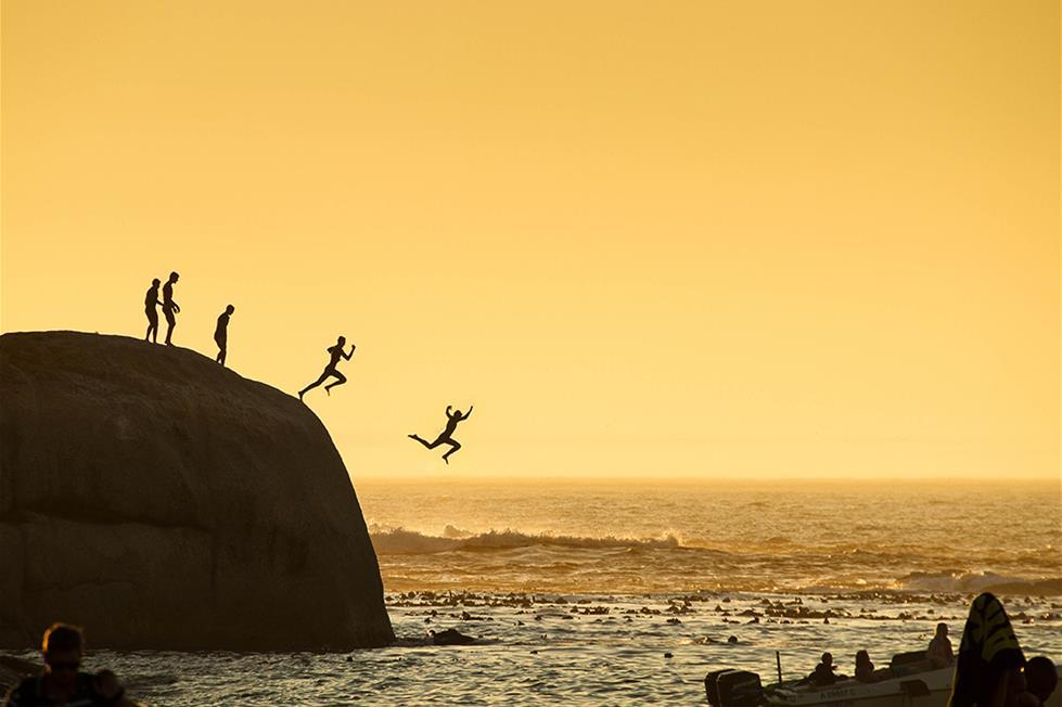 كيب تاون جنوب افريقيا ـ تصوير سلاويك كوزريس