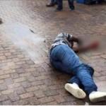 إستشهاد سوداني بعد طعنه جندياً إسرائيلياً في عسقلان