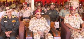 البشير: يعلن زيادة مرتبات الجيش لتكون الأعلى بالسودان