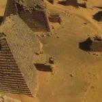 """"""" فيديو مذهل (مترجم ) بطائرة بدون طيّار يصور الحضارة النوبية في البركل والكرو في السودان"""