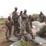 تحطم طائرة وتجدد المعارك بين جيش السودان والمتمردين