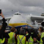ملكة السماء.. أكبر طائرة في العالم تحط في أستراليا