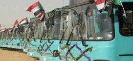 السودان يهدي جامعة أديس أبابا حافلات مقابل تكريم الرئيس عمر البشير