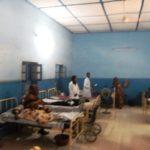 مستشفى الحصاحبصا يستقبل 20 حالة اصابة بالكوليرا