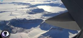 بالصور والفيديو.. اكتشاف سفينة غريبة في باطن القطب الجنوبي