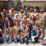 بالصور.. إبداع داخل أنفاق المسلحين في غوطة دمشق الشرقية