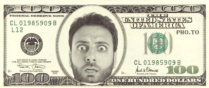 funny-face-in-dollar-bill